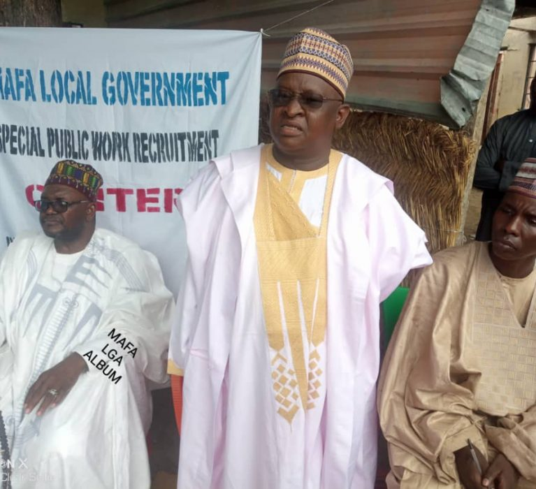 State Government Sub Committee on Special Work Programme visited Mafa