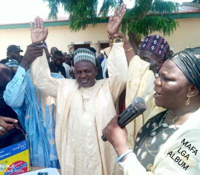 Mafa Local Govt has Successfully Conducted APC Chairmanship and Councillorship Party Primaries amid Critical Stakeholders of the Local Govt